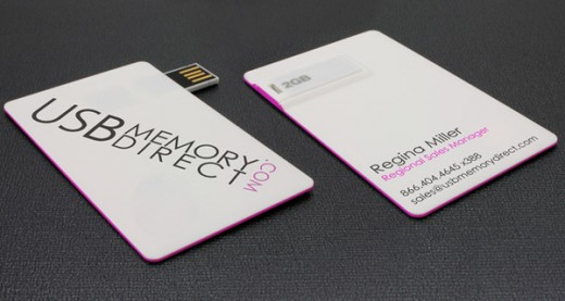 USB custom card