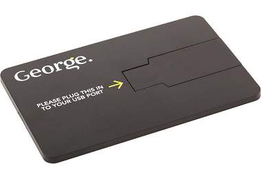 USB calling card