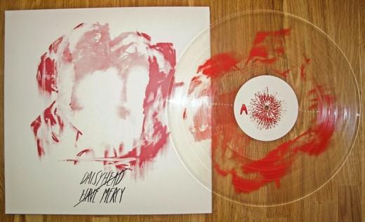 Daisyhead Clear Vinyl