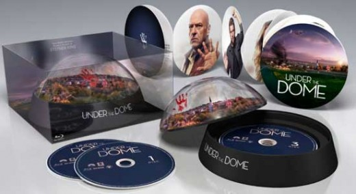 Under the Dome DVD collectors
