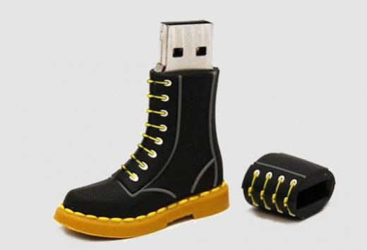 dr martens flash drive