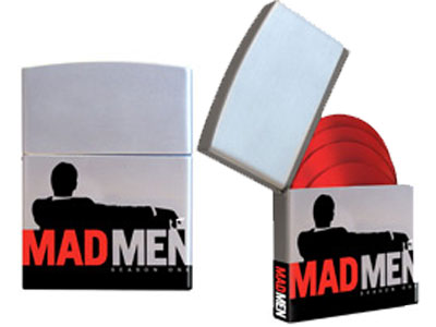 mad men DVD collector's