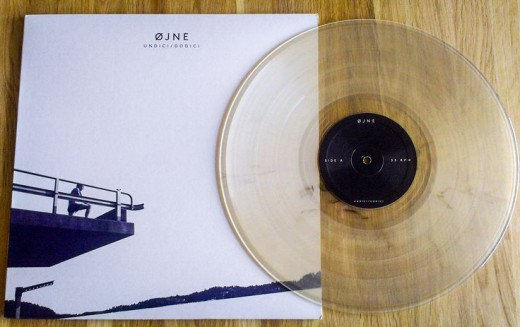 Øjne- Vinyl Clear Disc