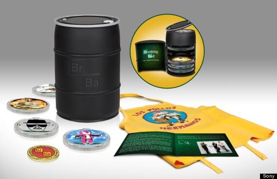 o BREAKING BAD DVD 570 1