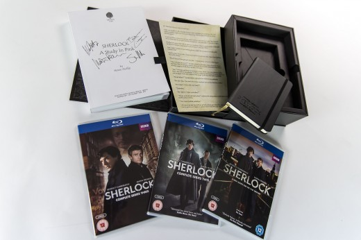 Sherlock Box Set Collectors