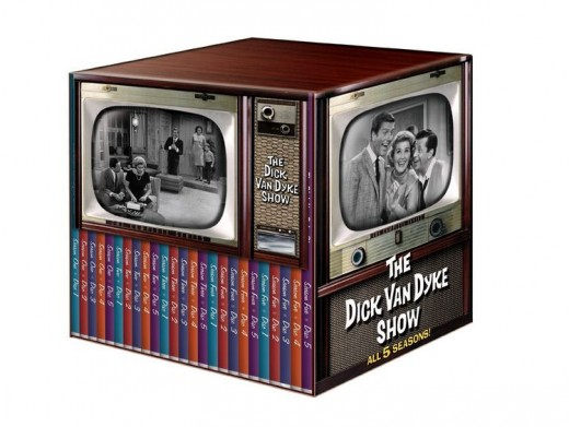 Dick Van Dyke DVD collection