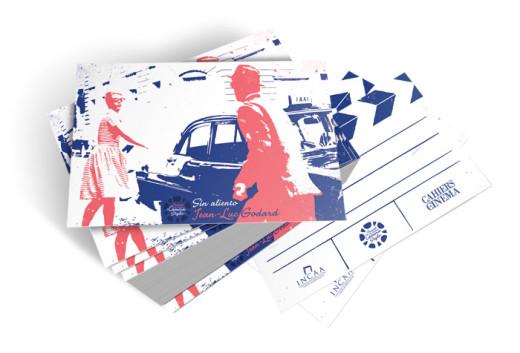 film postcard printing
