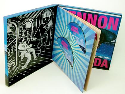 CD DVD packaging book