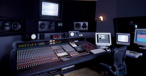CD manufacturing mastering