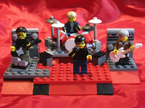 Lego band merch