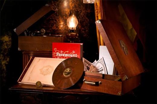 paramount vinyl record