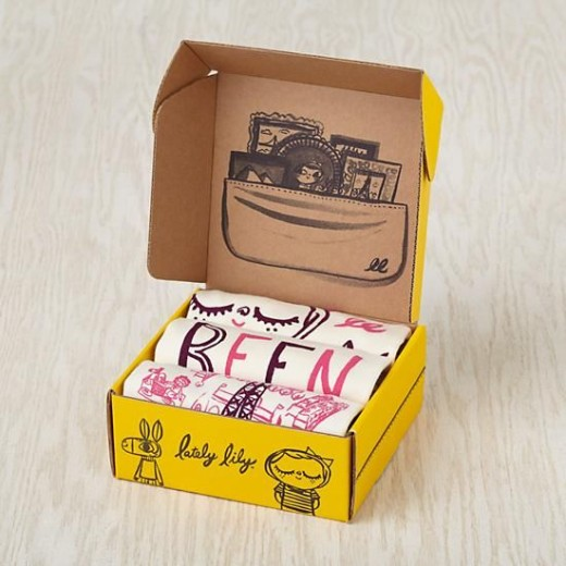 t-shirt packaging box for kids
