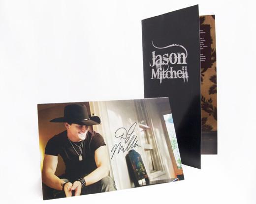 Jason Mitchell Press Kit for musicians