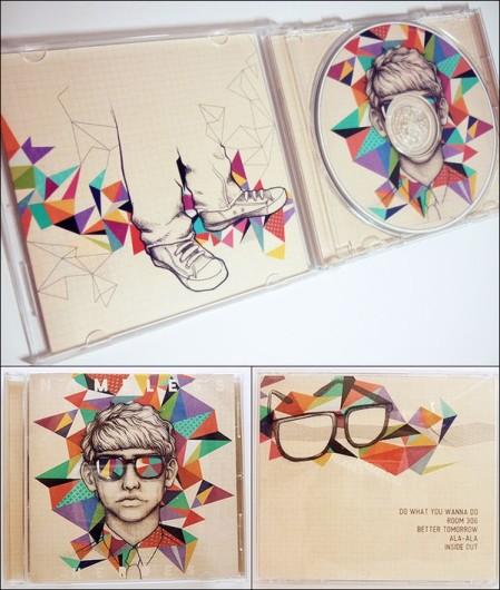 Nameless- Album Cover by Soleil Ignacio