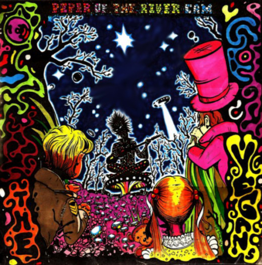 Piper of the River Cam Psychedelic CD Cover