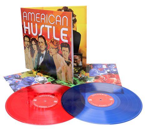 American Hustle Soundtrack Vinyl