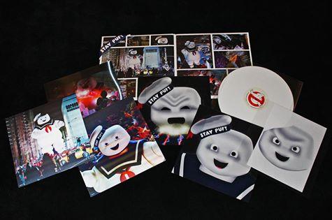 ghostbusters soundtrack vinyl