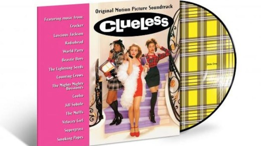 clueless vinyl record soundtrack