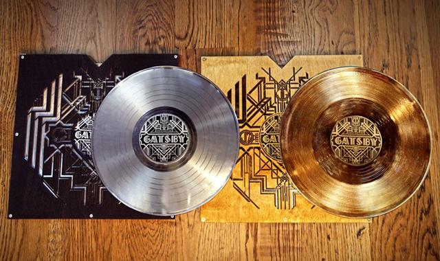 great gatsby vinyl 2