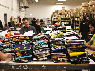 how t shirt business goes