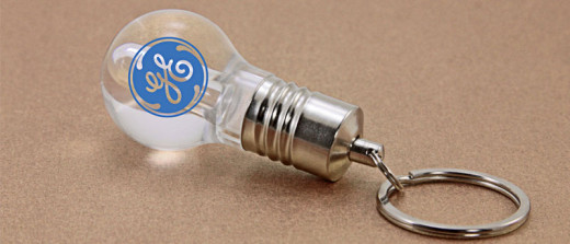 GE lightbulb USB
