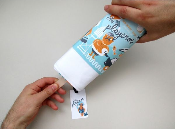 popsicle t shirt packaging 2