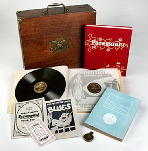 box set rise and fall of paramount records