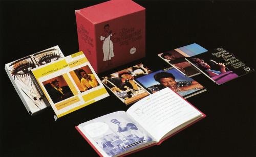 Ella Fitzgerald songbooks box set