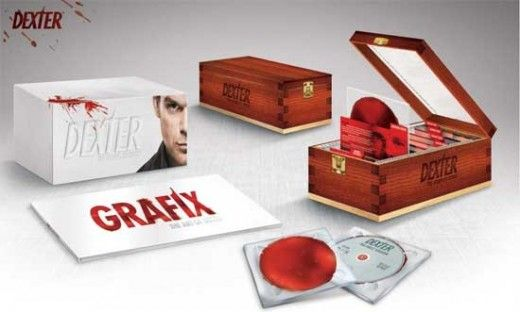 Dexter Series DVD set