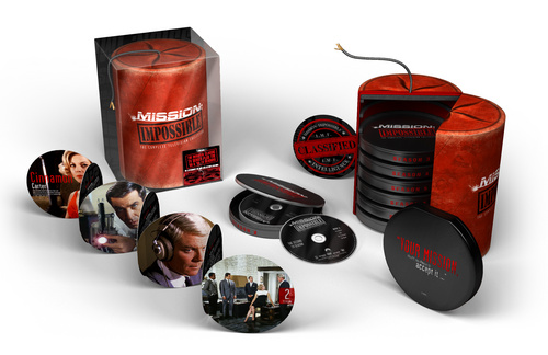mission impossible dvd packaging