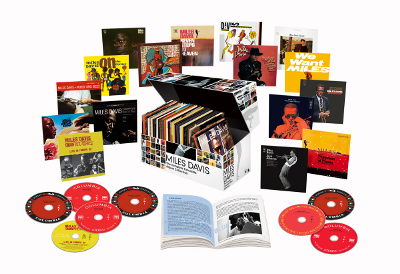 Miles-Complete Studio box set