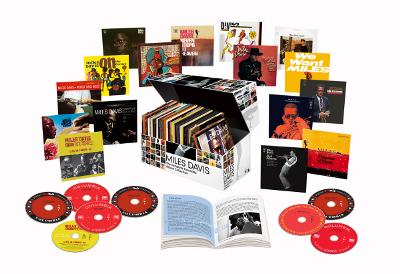 Miles-Complete Studio box set