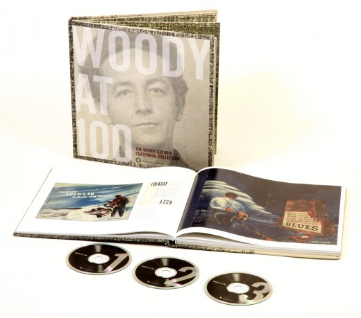 box set woody at 100