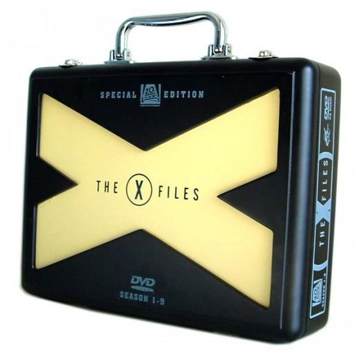 x files DVD box set