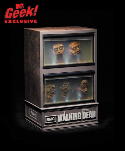 The Walking Dead special DVD