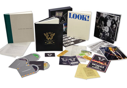 box set wings over america