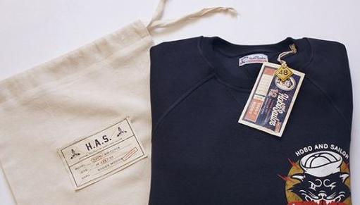 t-shirt merch bag