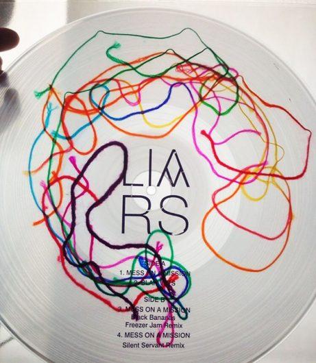 yarn vinyl record