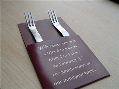 starbucks-invitation fork