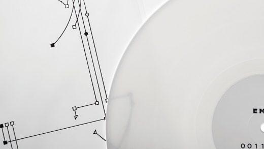 vinyl packaging minimalist