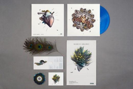 Love by Marco Argiro vinyl package