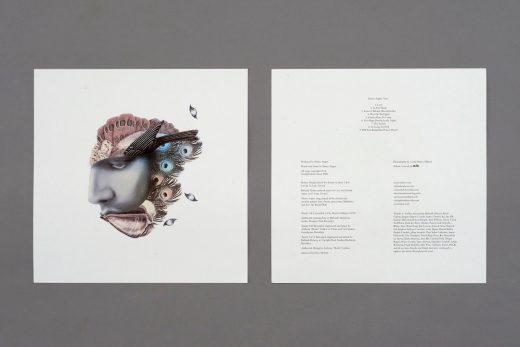 Love by Marco Argiro vinyl sleeve