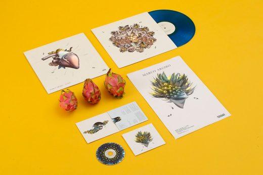 Love by Marco Argiro vinyl record sleeve