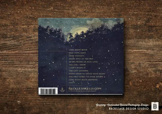 CD Package: Long Night Moon