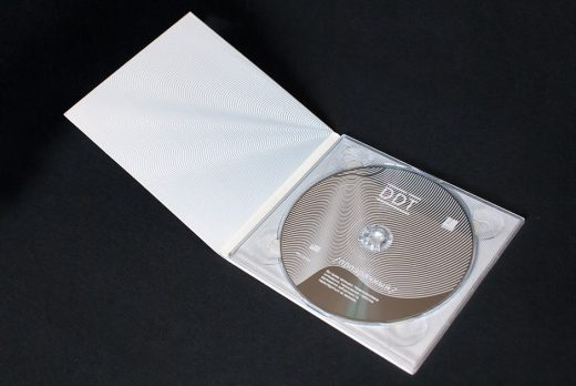 CD digipak: Transparent by DDT