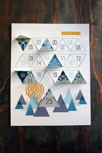 wall creative calendar