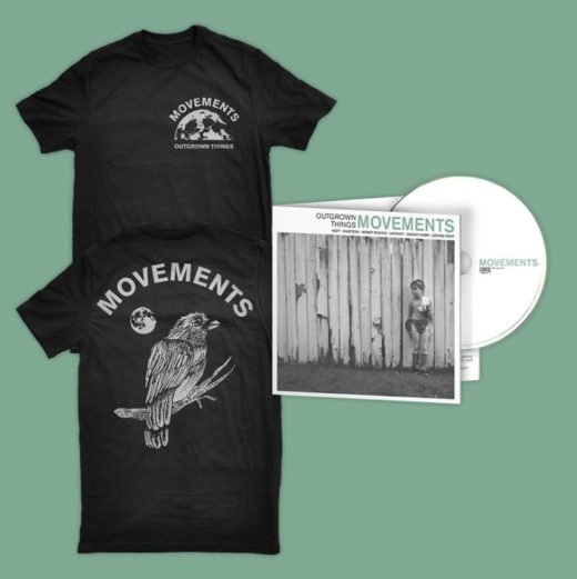 movements vinyl shirt bundle merch
