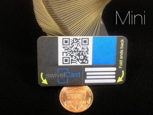 USB Business Card Design