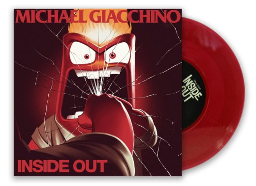 Inside Out Vinyl Single- Anger