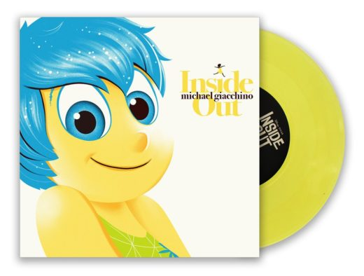 Inside Out Vinyl Single- Joy